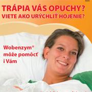 Pomoc pri gynekologických ťažkostiach - Wobenzym