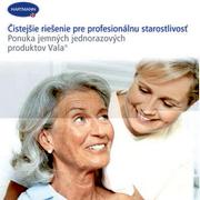 Čistejšie riešenie pre profesionálnu starostlivosť