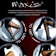Úprava cirkulácie krvi, potláčanie opuchov – Maxis